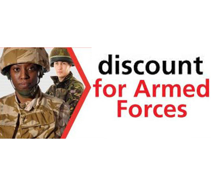 HM Forces Discount – Locksmith Fareham